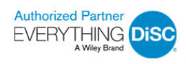 Authorized Partner: Everything DiSC®