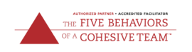 Authorized Partner: The Five Behaviors of a Cohesive Team